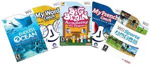 Wii SfL Games