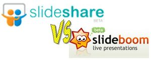 Slideshare vs Slideboom