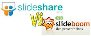 Slideshare vs Slideboom
