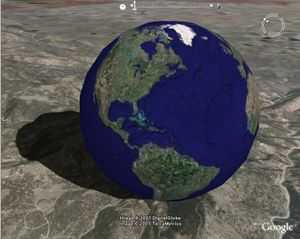 Google Earth in Google Earth