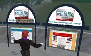 Edublog awards 2008