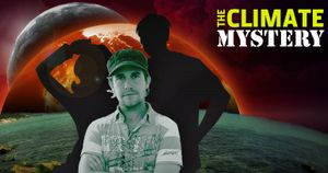 Climate mystery logo