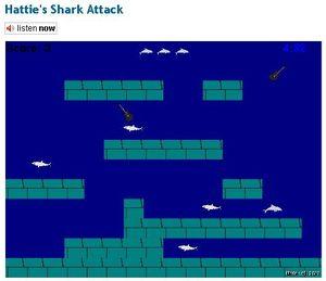 Shark game