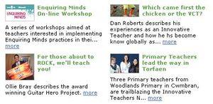 Featured teachers