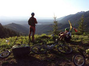 Top of Richmond Pass