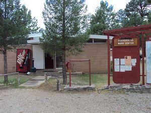 Beaverhead work station
