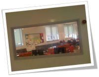 Staffroom window