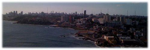 Brazil City Scape