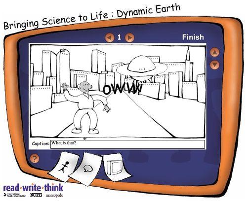 RWT Comic