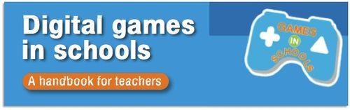 Digital games in schools