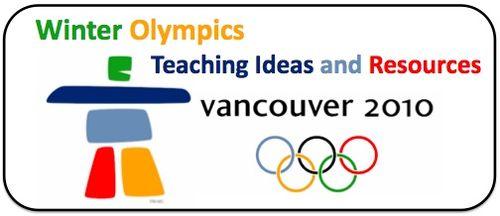 Winter Olympics blog post header
