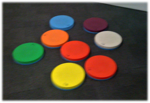 Musical pads