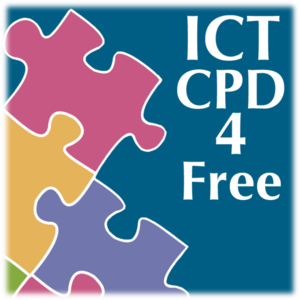 ICT for free logo