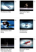 NBC Winter Olympic videos