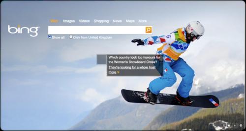 Snowboard hotspot