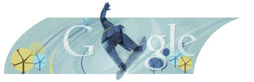 Google Snowboarding