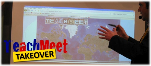 TeachmeetTO - Google Earth