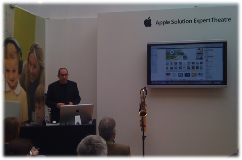 Apple solutions experts
