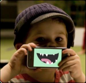 Iphone smile