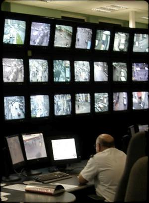 CCTV Room