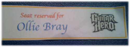 OB Name badge