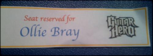 OB Name badge