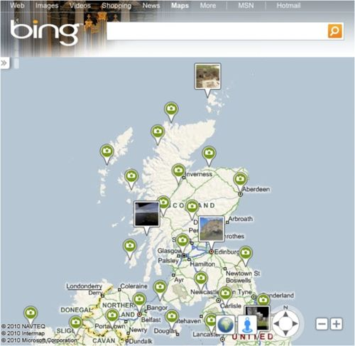 BING Photosynth