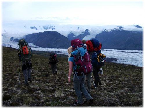 Alaska trek