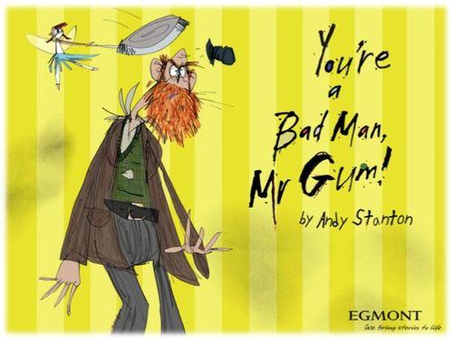 Mr Gum