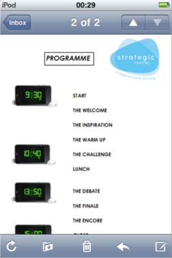 RM programme