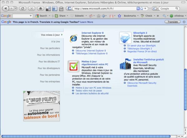 radio france toolbar gratuitement