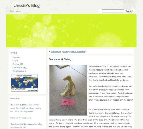 Jessie blog
