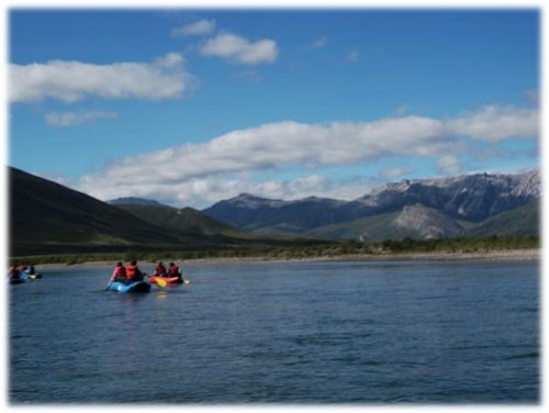 Canoe Noatak