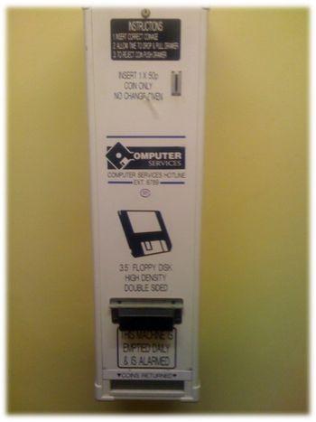 Disk machine
