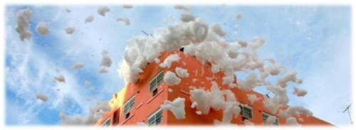 Foam house