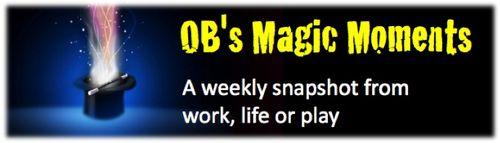 Magic moments banner