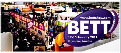 BETT 2011 Banner