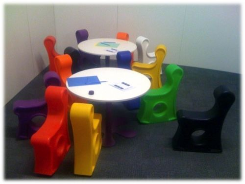 New early years chairs