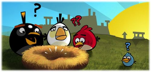 Angery Birds
