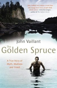 Golden Spruce book