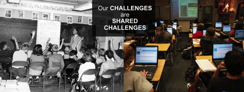 Shared challenges