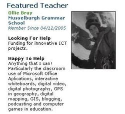 Featured teacher