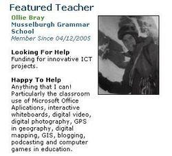 Featured teacher
