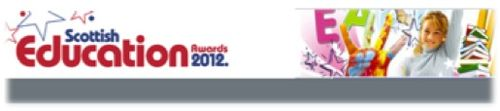 2012 education awards banner