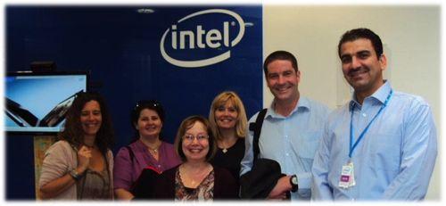 Intel Swindon