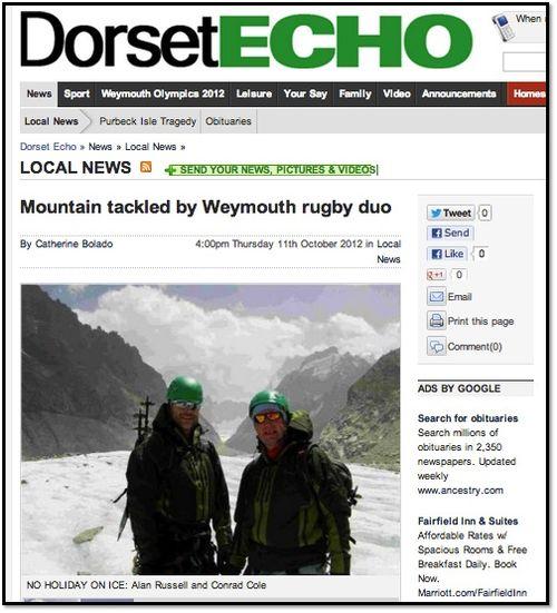 Dorset Echo