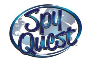 Spy quest logo