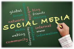 Social Media Blackboard