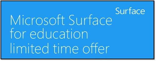 Surface for schools