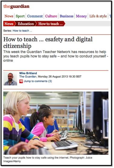 Guardian Digital Citizenship